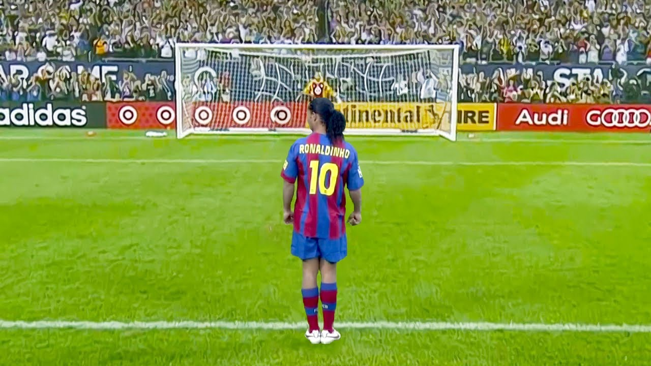 Unusual Penalty Kicks That No One Expected