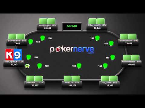 Sunday Millions Final Table MTT Review P5 | Pokernerve.com