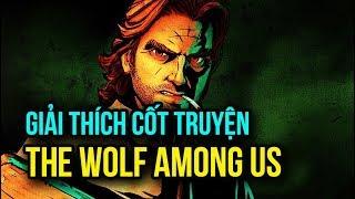 The Wolf Among Us: GIẢI THÍCH TẤT CẢ CỐT TRUYỆN & BÍ ẨN GAME