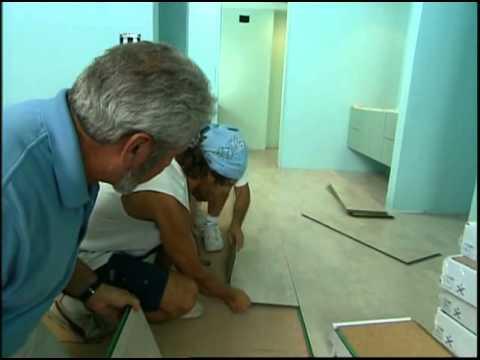 Installing Cork Floors
