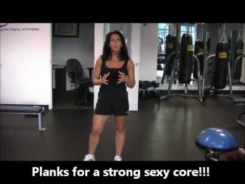 Glutes Ab Workout with Shari Fitness