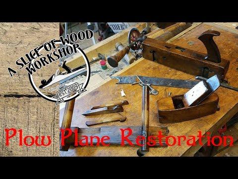 Restore a Plow Plane