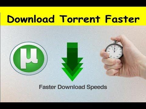 Fastest Torrent Downloader Tips and Tricks (Best Utorrent Setting)