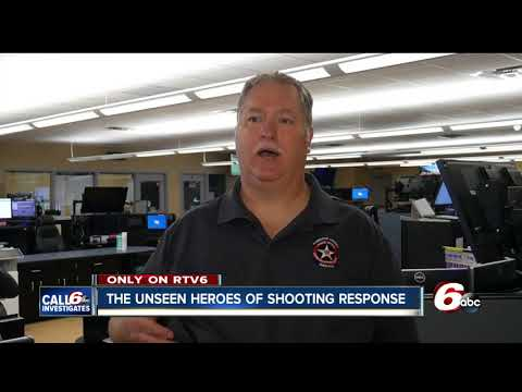 How 911 dispatch center trained for an active school shooting