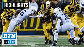 Highlights: Penn State Gets Big Road Win vs. Hawkeyes | Penn State at Iowa | Oct. 12, 2019