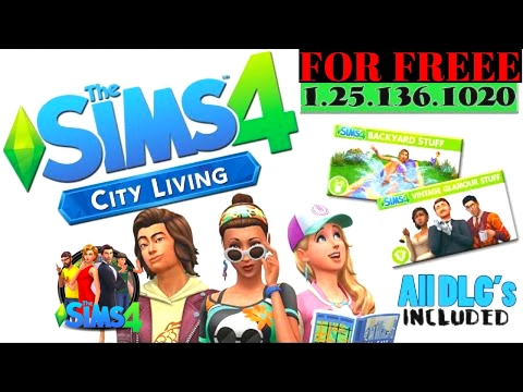 How To Get The Sims 4 Expansions And Stuff Packs For Free On PC 2017 LATEST WITH PROOF(WINDOW 7,8,10