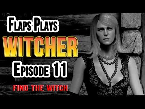 The Witcher 3 Wild Hunt Ep11 (Ciri's Room)
