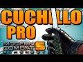 Modern Combat 5: Blackout - COMO SER PRO! Cuchillo MC5
