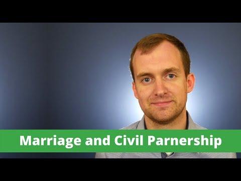 Irish PAYE Guide. Marriage and Civil Partnership.