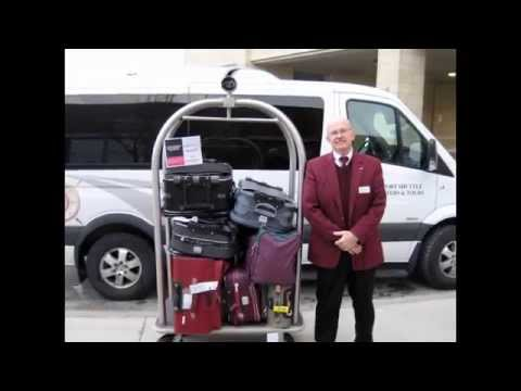 VIP Airport Transfers with Red Car Service