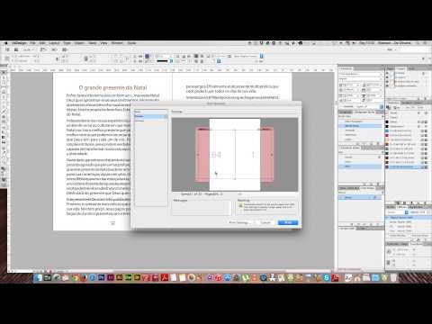 inDesign - problema na impressora adobe indesign mac