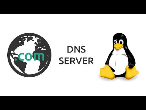How to setup a DNS Server on Linux