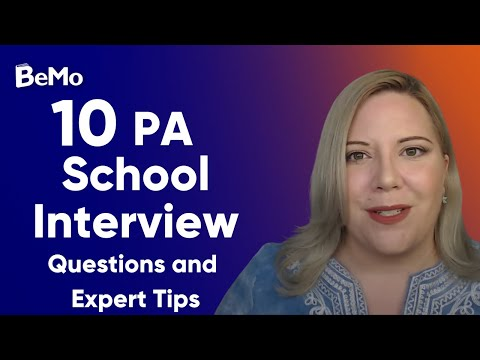 Xxx Mp4 10 PA School Interview Questions And Expert Tips BeMo Academic Consulting 3gp Sex