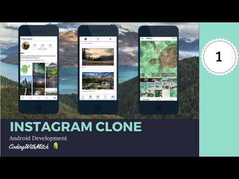 Getting Started (Part 1) - [Build an Instagram Clone]