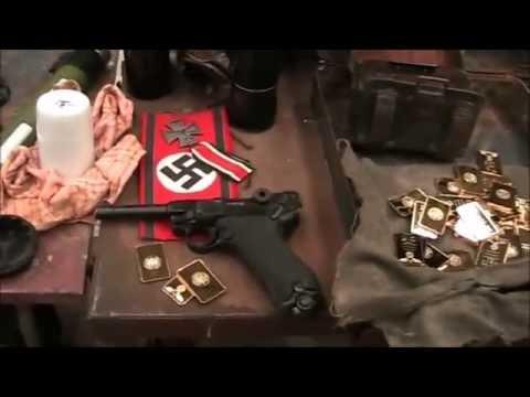 World War II Metal Detecting - German Guns - Eastern Front