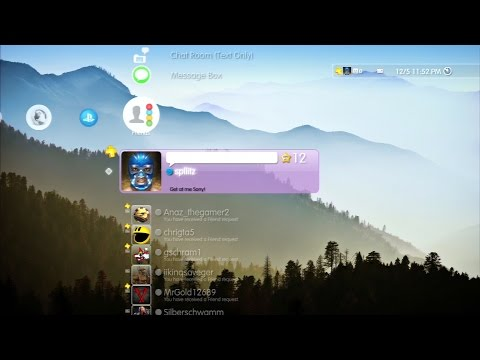 How to GET FREE PS3 DYNAMIC THEMES AND BACKGROUNDS 2018