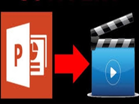 How to convert Power point slides into a Photo