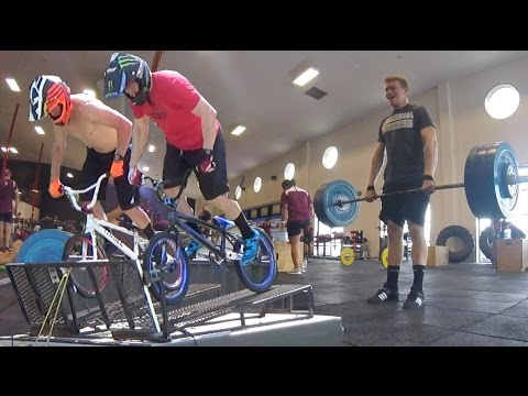 Offseason BMX Training Camp!