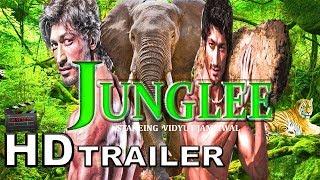 Junglee Official Trailer | Vidyut Jamwal Bollywood Upcoming Movie 2018 | Bollywood Studio.