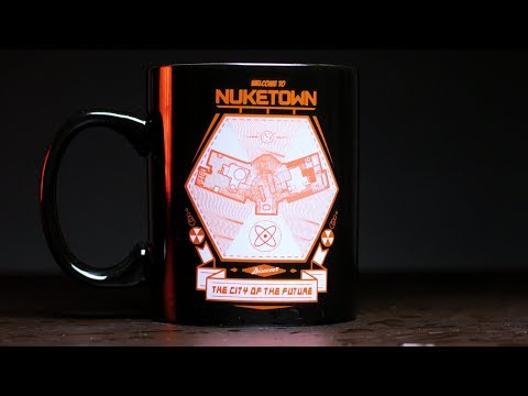 Call of Duty Nuketown Heat Change Mug | Paladone