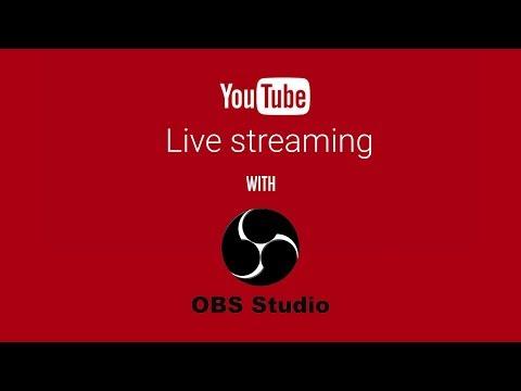 #IAmACreator OBS YouTube Streaming Tutorial