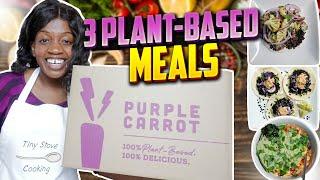 Purple Carrot Review | Tiny Stove
