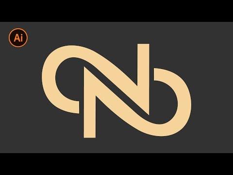 Come creare un semplice Logo 2D con Adobe Illustrator | Tutorial