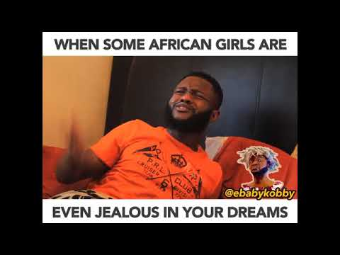 Ebaby Kobby - When Some African Girls Are Even Jealous in Your Dream Cover