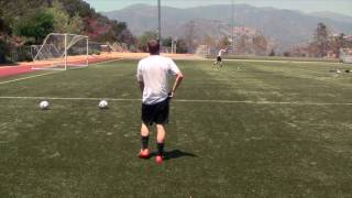 Fast & Furious: How To Cross A Soccer Ball - Soccer Tips To Cross A Soccer Ball