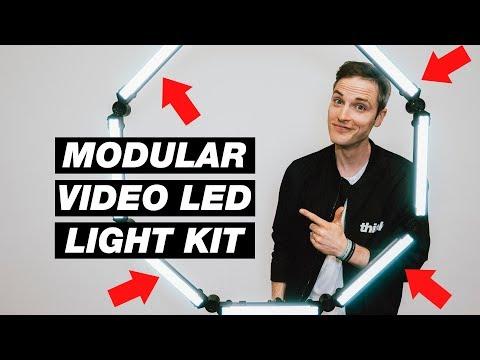 Modular LED Light for Video and Photography — Spekular Led Light Kit