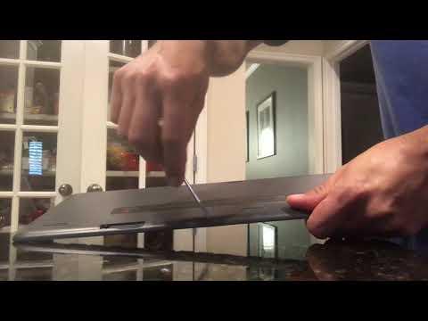 How to Replace Battery in Logitech K750 Wireless Solar Keyboard