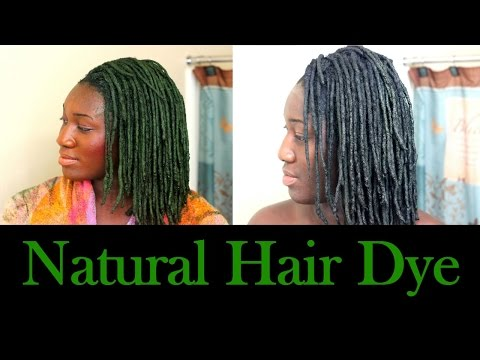 Loc Tip Tuesdays | How To Naturally Dye Locs Black