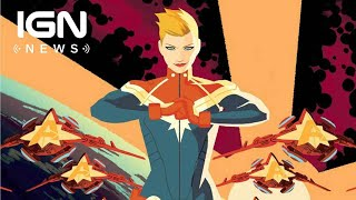 New Details About Captain Marvel's Cut Role in Avengers: Infinity War - IGN News