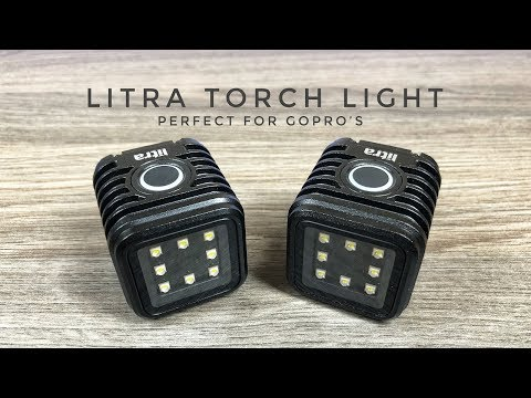 Litra Torch Light Review | Perfect Light for GoPro's