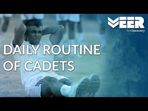 Indian Air Force Academy E2P1 | Daily Routine of Cadets at Dundigal Academy | Veer by Discovery