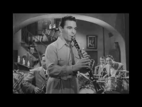 Jerry Wald - Clarinet High Jinks - from Vacation Days (1947) 1080p x265 HEVC