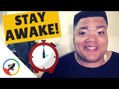 How To Keep Yourself Awake Without Caffeine | 5 Easy Ways