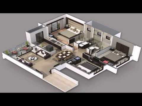 South African 3 Bedroom House Floor Plans