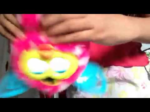 How to change your furby boom from a gross crazy man to a g