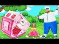Sasha And Max Sing Police Song Nursery Rhymes amp Kids Songs