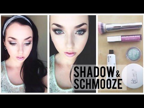 Get Ready With Me | It Cosmetics Celebration Foundation Illumination Fair & Mint Eyeshadow