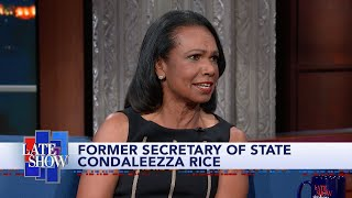 Condoleezza Rice: We're Not Going To Abandon The Women Of Afghanistan