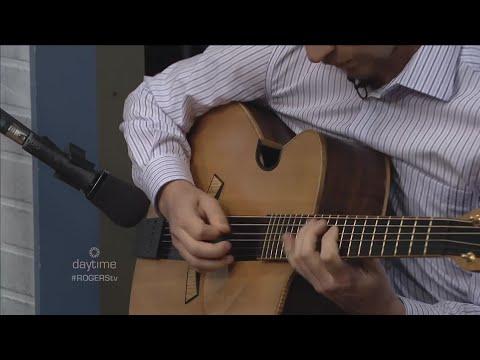 Justin Duhaime plays the music of Django Reinhardt