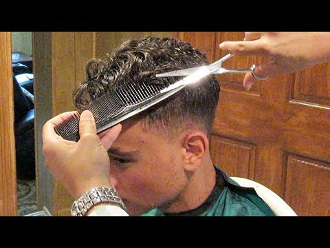 Tip #16: Perfect Haircut with Scissors & Clippers || 6 Minute Tutorial || How to Cut Hair