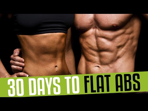 Shredded Abs In One Month