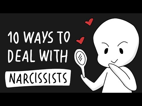 10 Ways to Deal With a Narcissist