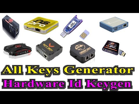 All Keys Generator | Hardware Id Keygen