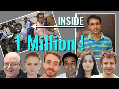 One Million Celebration & INSIDE 'Learn Engineering'