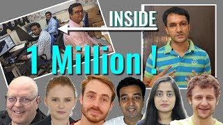 One Million Celebration & INSIDE