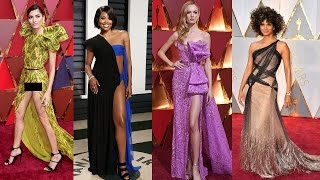 10 Worst Dressed Celebrities At Oscars 2017 Red Carpet    Pastimers